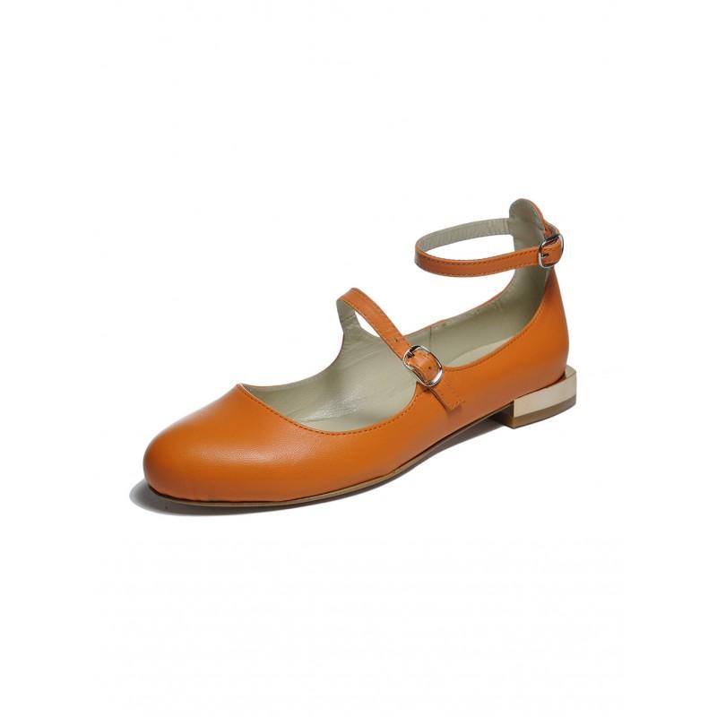 Т 76 - 1012-33 зол - Agnea оранж