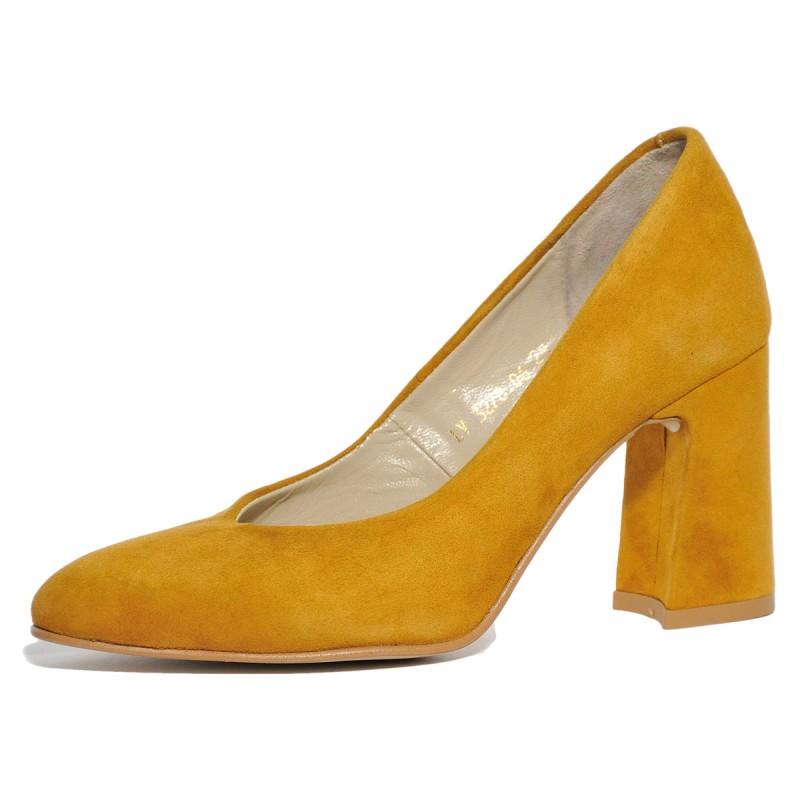 T 0136/10280-1903обт Велюр mustard
