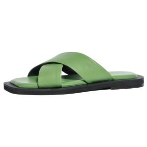 L 0177/0073Eva/ш.черн.рант Vivien зеленый